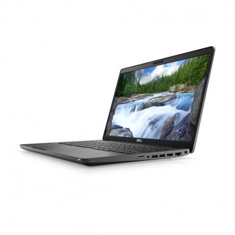 """Dell Latitude 5500 15,6"""" FHD i5-8365U/16GB/512GB/ USB-C/ MCR/ HDMI/ W10Pro/3Y PS/Black"""