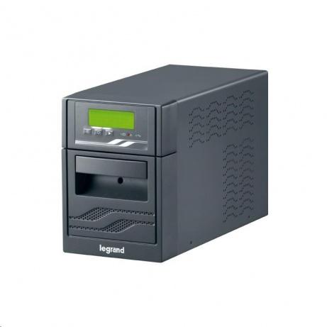Legrand UPS Niky S 1500VA, line-interactiv, 1500VA / 900W , IEC,  USB + RS232 , display