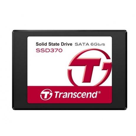 TRANSCEND SSD 370, 512GB, SATA III 6Gb/s, MLC (Premium)