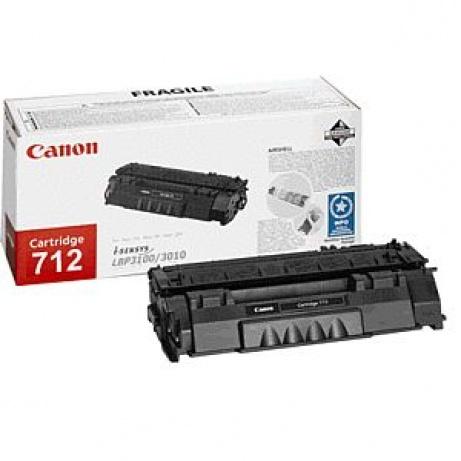 Canon LASER TONER black CRG-712 (CRG712) 1 500 stran*