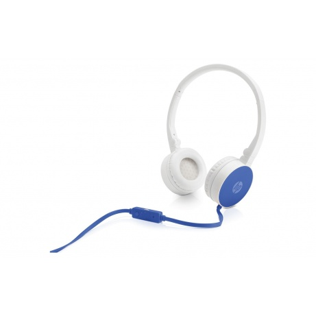 HP Stereo Headset H2800 Dragonfly Blue - REPRO