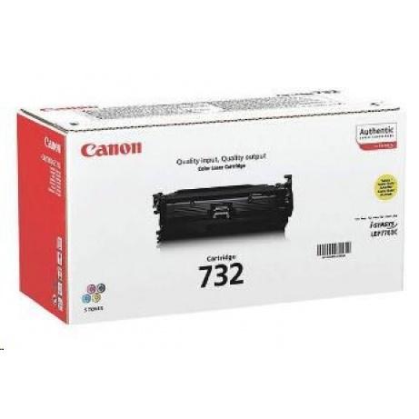 Canon LASER TONER  CRG-732Y 6 400 stran*