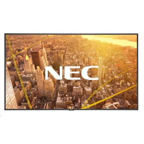 "NEC LFD 43"" MuSy C431 LCD S-PVA LED,1920x1080,400cd,4000:1,6,5ms,DP+3xHDMI+VGA,USB 2.0,microSD,RS232,audio 2x10W 24/7"