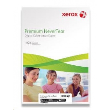 Xerox Premium Never Tear PNT 123 SRA3 - černá (170g, 100listů)