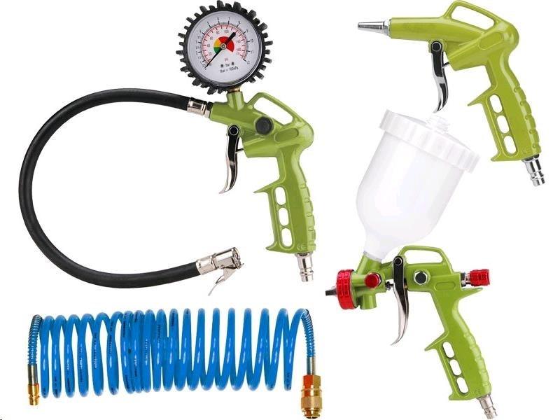 Extol Craft kompresorová sada, pneu, 4ks 99303