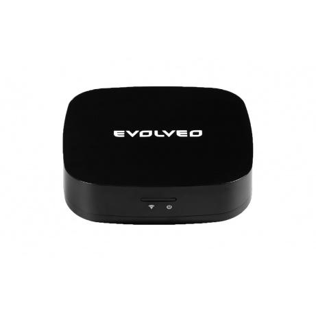 EVOLVEO AudioStreamer WiFi, bezdrátové přehrávání hudby