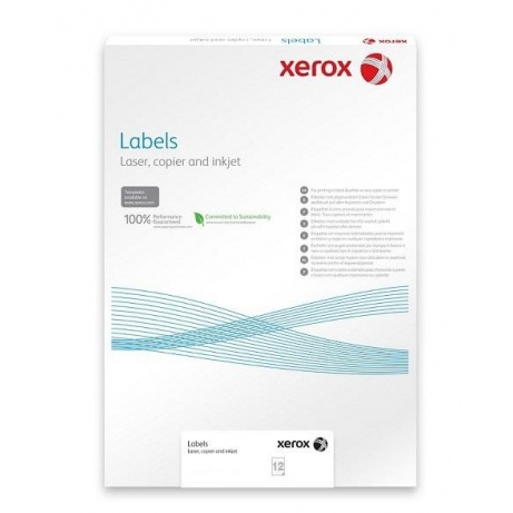 Xerox Papír Plastový samolepicí materiál - DuraPaperLabel (240g/150 listů, A3)