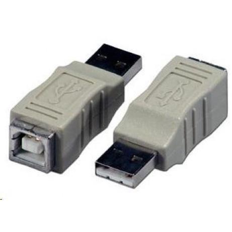 PREMIUMCORD Redukce USB A(M) / B(F)