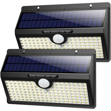 Venkovní solární LED světlo s pohybovým senzorem V138