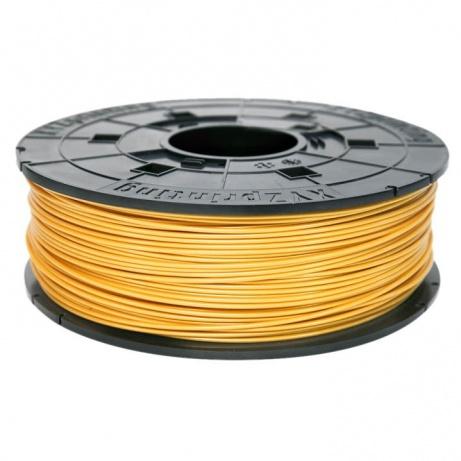 XYZ da Vinci 600gr Tangerine PLA Filament Cartridge