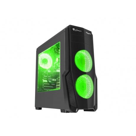 BOHEMIAPC - ASUS herní počítač Ryzen 3 3200G 4x4GHz, GTX 1650 4GB, RAM 8GB DDR4, 1TB, DVD-RW, bez OS - BCr3200GTX16504G