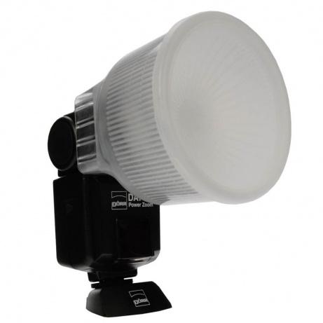 Doerr SOFT DIFFUSOR PRO 4 - 70x41mm - pro Canon 550/580EX