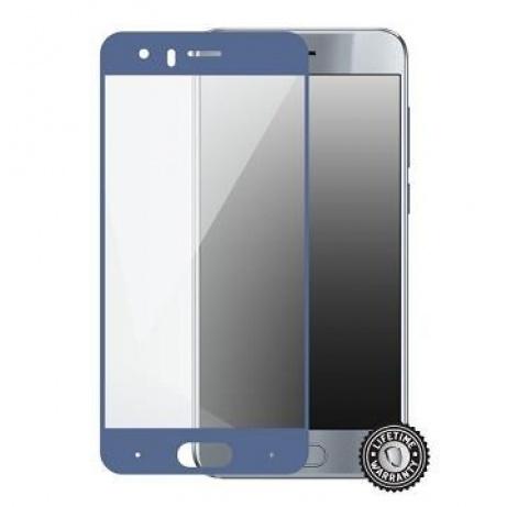 ScreenShield ochrana displeje Tempered Glass pro Huawei Honor 9, modrá