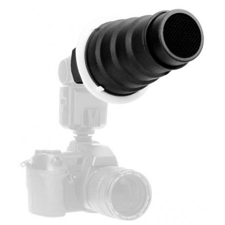 Doerr GoFlash Conical Snoot  (komínkový reflektor)