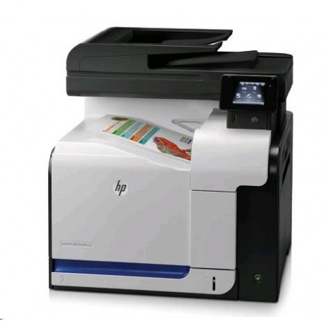 HP LaserJet PRO 500 Color MFP M570dw (A4, 30 ppm, USB 2.0, Ethernet, Wi-Fi, Print/Scan/Copy/Fax, Duplex)