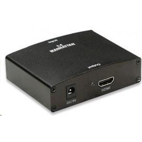 MANHATTAN Převodník z VGA na HDMI (audio/video)