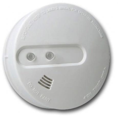 EVOLVEO bezdrátový detektor kouře a teploty