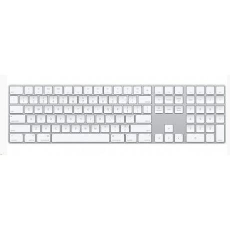 APPLE Magic Keyboard - česká - numerická CZ klávesnice Apple(2017)