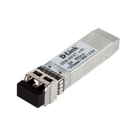 D-Link DEM-431XT 10GBase-SR SFP+ Transceiver, 80/300m