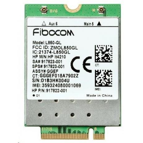 Bazar - HP XMM 7360 LTE-Advance WWAN - rozbaleno