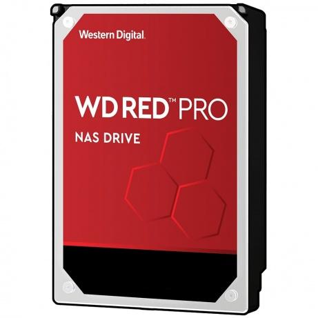 HDD 10TB WD102KFBX Red Pro 256MB SATAIII 7200rpm