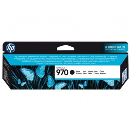 HP 970 Black Ink Cart, 3000 stran, CN621AE - PO EXPIRACI BAZAR