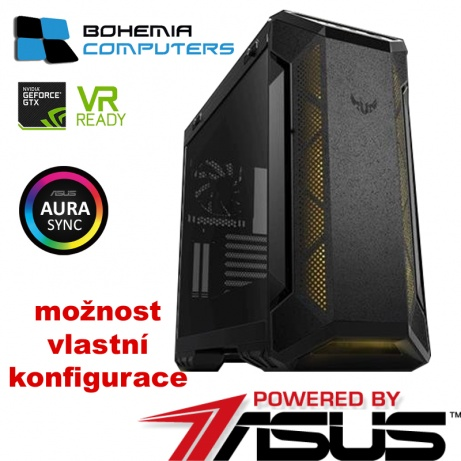 BOHEMIAPC - TOP HERNÍ VODNÍK RYZEN7 8X4.3GHZ / 32GB DDR4 / 480GB SSD - 2TB / RTX 2080TI 11GB / RGB SERIES  - POWERED BY ASUS - BCR72700Xrtx2080ti
