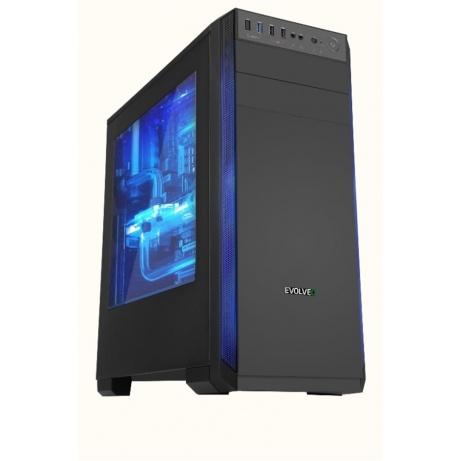 BOHEMIAPC - herní počítač Ryzen 3 3200G 4x4GHz, RX 570 4GB, RAM 8GB DDR4, 1TB, DVD-RW, bez OS - BCr3200RX5704G