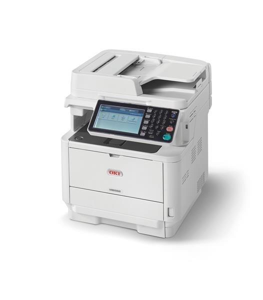 Oki MB562dnw A4, 45 ppm 1200x1200 dpi, RADF, PCL, PS3, USB2.0, LAN (Print/Scan/Copy)