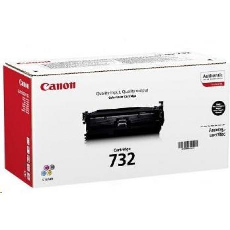 Canon LASER TONER CRG-732BK 6 100 stran*