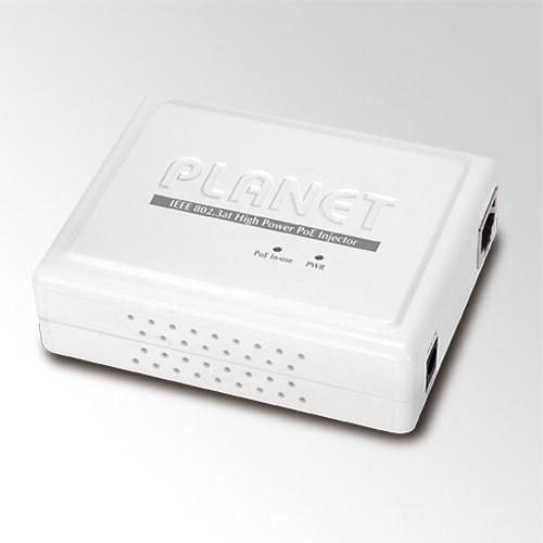 Planet POE-161 napájení po ethernetu IEEE802.3at, 30W, Gigabit