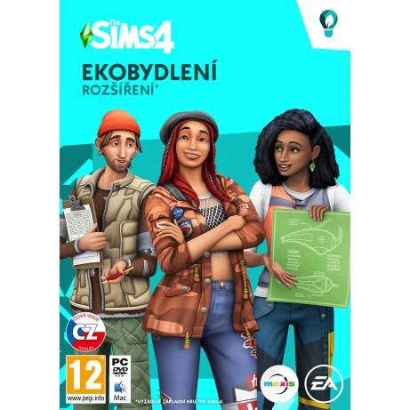 PC - The Sims 4 - Ekobydlení ( EP9 ) - 5030949123039