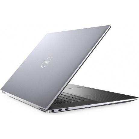 "Dell Precision 5750 17"" FHD i7-10750H/16GB/512GB SSD/T2000-4GB/THB/MCR/W10P/3RNBD/Šedý"
