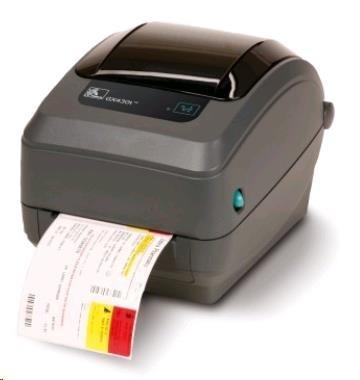 ZEBRA tiskárna GK420d, 203dpi, USB, LAN, DT