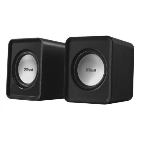 TRUST Reproduktory 2.0 Leto Speaker Set, USB napájení
