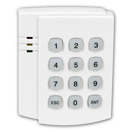 EVOLVEO bezdrátová mini klávesnice