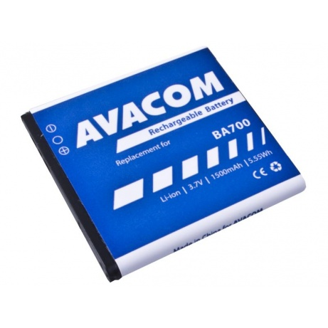 AVACOM baterie do mobilu Sony Ericsson pro Xperia Neo, Xperia Pro, Xperia Ray Li-Ion 3,7V 1500mAh (náhrada BA700)