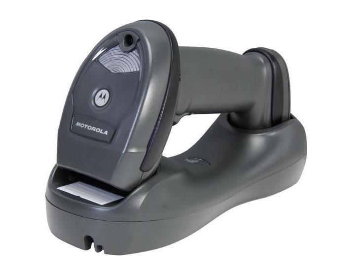 Motorola čtečka LI4278, bezdrátová čtečka, KIT, black, USB, 100m dosah