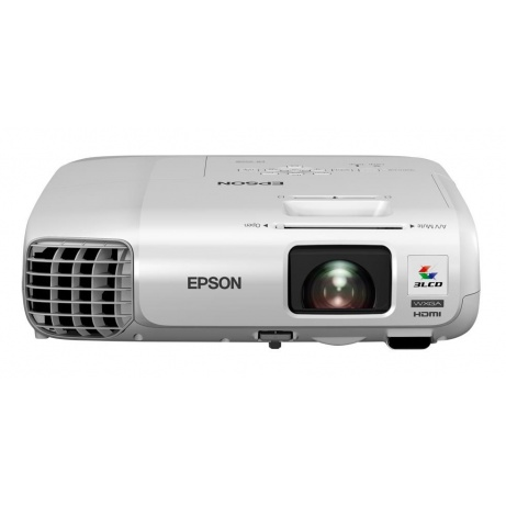 EPSON projektor EB-970, 1024x768, XGA, 4000ANSI, USB, HDMI, VGA, LAN,12000h ECO životnost lampy, 3 ROKY ZÁRUKA