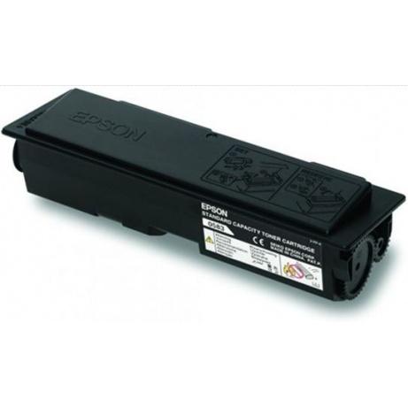 EPSON Toner return čer Standard Capacity pro MX20DN/DTN/DNF/DTNF M2400D/DN/DT/DTN M2300D/DN/DT/DTN - 3.000 stran