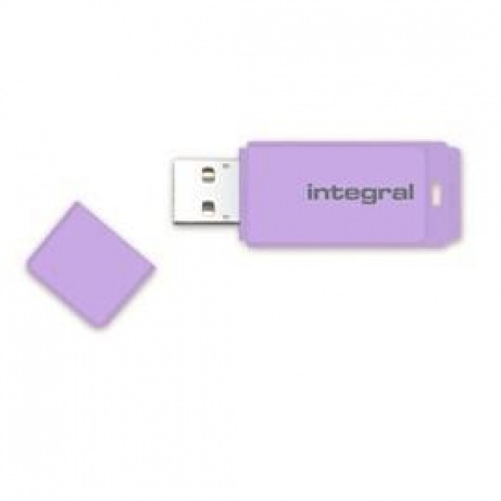 INTEGRAL Pastel 16GB USB 2.0 flashdisk, Lavender Haze