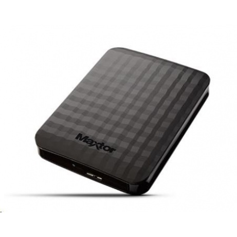 "BAZAR - MAXTOR M3 Portable 1TB Ext. 2.5"" USB 3.0 Black, recertified"