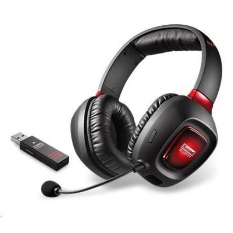 Creative sluchátka Tactic 3D Rage Wireless V2