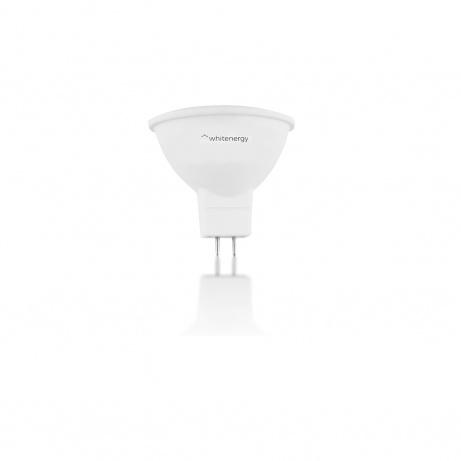 WE LED žárovka SMD2835 MR16 GU5.3 7W teplá bílá