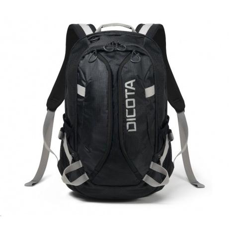 DICOTA Backpack Active 14-15.6, black