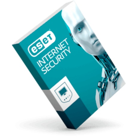 Antivirus ESET Internet Security (Win), elektronická licence, 1PC, 1rok,  EIS001N1
