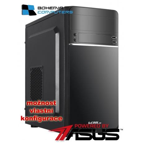 BOHEMIAPC - levné PC  AMD 200G 3.2GHz, 120GB SSD, AMD Radeon Vega 3 , 4GB DDR4 RAM, bez OS - BC220GV3
