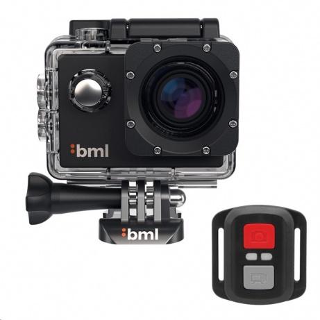 BML cShot3 4K Akční kamera - rozbaleno