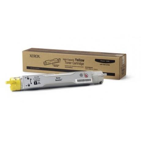 Xerox Toner Yellow pro Phaser 6300 (7.000 str) - POŠKOZENÝ OBAL - BAZAR