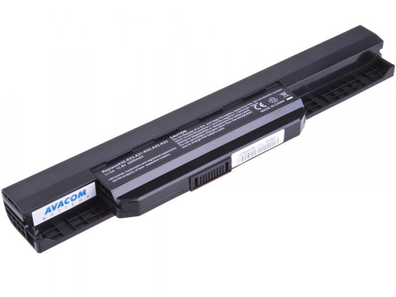 AVACOM baterie pro Asus A43/A53/A45/X84 Li-Ion 10,8V 5200mAh/56Wh
